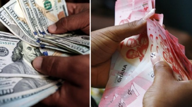 Image result for Economist blames gov't as Cedi depreciates to record time high